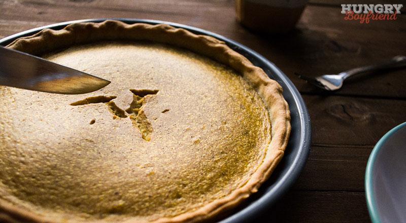 Манговый пирог - пошаговый рецепт с фото