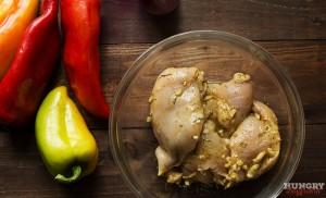 Маринуем курицу в маринаде
