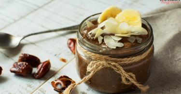 Пудинг из семян чиа - пошаговый рецепт с фото