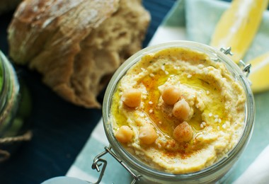 Домашний хумус - пошаговый рецепт с фото