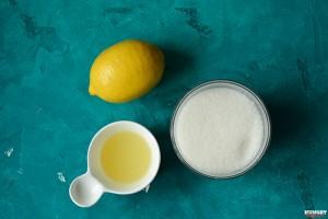 Ингредиенты для сахарной глазури