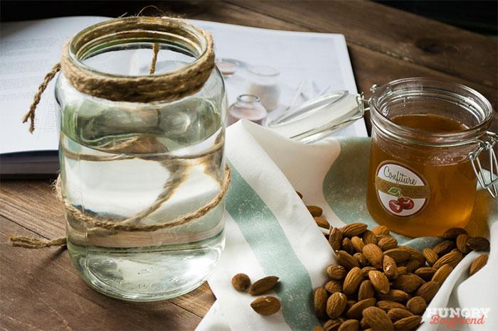 Что нужно для приготовления миндального молока