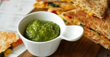 Соус гуакамоле без кинзы - пошаговый рецепт с фото