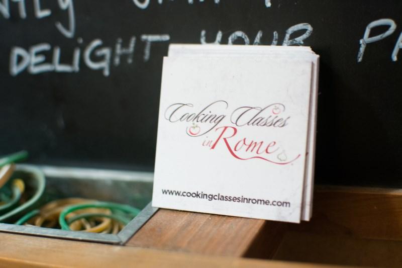 Кулинарный мастер-класс в Риме