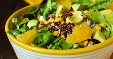 Салат из киноа с авокадо - пошаговый рецепт с фото